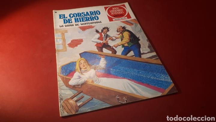 EL CORSARIO DE HIERRO 43 JOYAS LITERARIAS JUVENILES BRUGUERA (Tebeos y Comics - Bruguera - Corsario de Hierro)