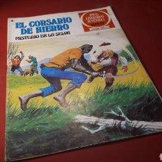 Tebeos: EL CORSARIO DE HIERRO 48 JOYAS LITERARIAS JUVENILES BRUGUERA. Lote 133188630