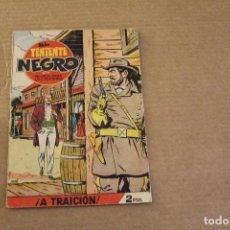 Tebeos: EL TENIENTE NEGRO Nº 9, EDITORIAL BRUGUERA. Lote 133363478