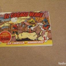 Tebeos: EL COSACO VERDE Nº 44, EDITORIAL BRUGUERA. Lote 133363798