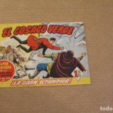 Tebeos: EL COSACO VERDE Nº 63, EDITORIAL BRUGUERA. Lote 133363826