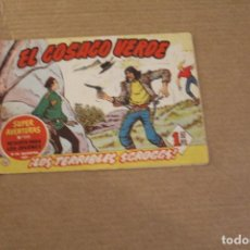 Tebeos: EL COSACO VERDE Nº 83, EDITORIAL BRUGUERA. Lote 133363842