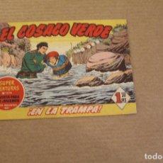 Tebeos: EL COSACO VERDE Nº 99, EDITORIAL BRUGUERA. Lote 133363870