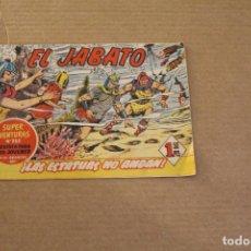 Tebeos: EL JABATO Nº 69, EDITORIAL BRUGUERA. Lote 133363942