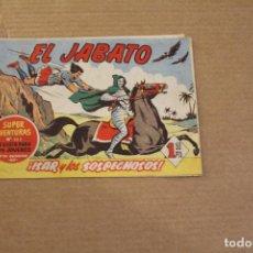 Tebeos: EL JABATO Nº 90, EDITORIAL BRUGUERA. Lote 133363954