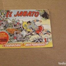 Tebeos: EL JABATO Nº 218, EDITORIAL BRUGUERA. Lote 133363982