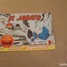 Tebeos: EL JABATO Nº 253, EDITORIAL BRUGUERA. Lote 133364438