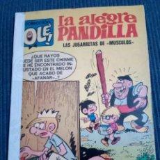 Tebeos: COLECCION OLE Nº 43 LA ALEGRE PANDILLA. Lote 133373354