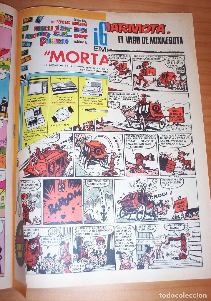 Tebeos: MORTADELO - NÚMERO 34 - AÑO 1971 - Foto 7 - 133387054