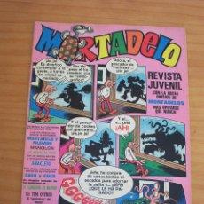 BDs: MORTADELO - NÚMERO 60 - CONTIENE MORTADELOS - AÑO 1972 - PERFECTO ESTADO. Lote 133492070