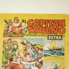 Tebeos: EL CAPITÁN TRUENO EXTRA, 11. ORIGINAL DE BRUGUERA.. Lote 133539935