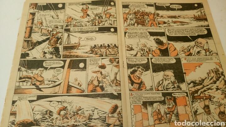 Tebeos: El Capitán Trueno extra, 11. Original de Bruguera. - Foto 2 - 133539935