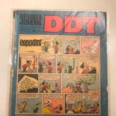 Tebeos: DDT 3ª EPOCA Nº 13. BRUGUERA 1967. Lote 133586846