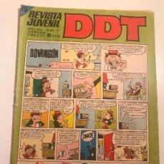 Tebeos: DDT 3ª EPOCA Nº 17. BRUGUERA 1967. Lote 133587014