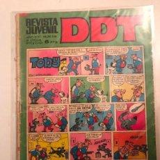 Tebeos: DDT 3ª EPOCA Nº 258. BRUGUERA 1967. Lote 133588022