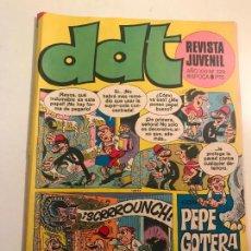 Tebeos: DDT 3ª EPOCA Nº 329. BRUGUERA 1967. Lote 133588302