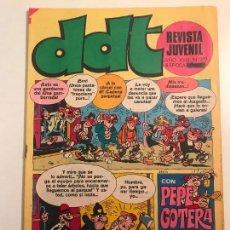 Tebeos: DDT 3ª EPOCA Nº 377. BRUGUERA 1967. Lote 133588426