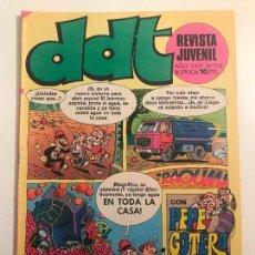 Tebeos: DDT 3ª EPOCA Nº 378. BRUGUERA 1967. Lote 133588446