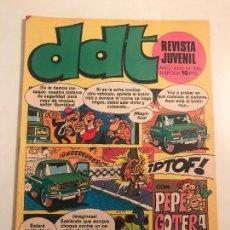 Tebeos: DDT 3ª EPOCA Nº 395. BRUGUERA 1967. Lote 133588502