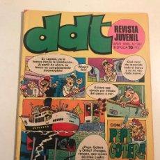 Tebeos: DDT 3ª EPOCA Nº 387. BRUGUERA 1967. Lote 133588574