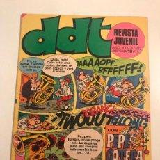 Tebeos: DDT 3ª EPOCA Nº 392. BRUGUERA 1967. Lote 133588602