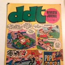 Tebeos: DDT 3ª EPOCA Nº 407. BRUGUERA 1967. Lote 133588710