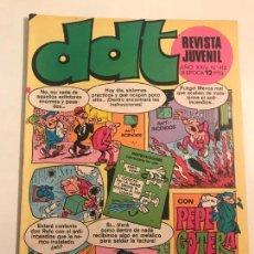 Tebeos: DDT 3ª EPOCA Nº 412. BRUGUERA 1967. Lote 133588742