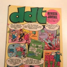 Tebeos: DDT 3ª EPOCA Nº 412. BRUGUERA 1967. Lote 133588782