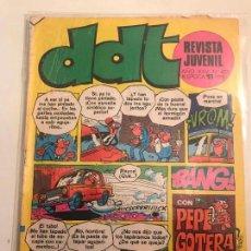 Tebeos: DDT 3ª EPOCA Nº 473. BRUGUERA 1967. Lote 133588954