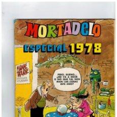 Tebeos: MORTADELO ESPECIAL 1978 -EN CONTRAPORTADA Nº 29-. Lote 133589758