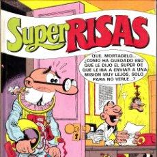 Tebeos: SUPER RISAS. VARIOS NÚMEROS.. Lote 133631958