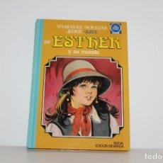 Tebeos: ESTHER Y SU MUNDO TOMO 8 SERIE AZUL 2A EDICION - AÑO 85. Lote 133647966