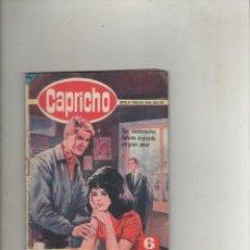 Tebeos: COLECCIÓN CAPRICHO-BRUGUERA-B/N-AÑO1964-FORMATO GRAPA-Nº 94-LA PROTEGIDA. Lote 133652166