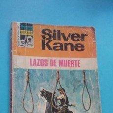 Tebeos: LAZOS DE MUERTE DE SILVER KANE. Lote 133662590