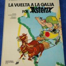 Tebeos: LA VUELTA A LA GALIA DE ASTERIX - ASTERIX - PILOTE - BRUGUERA - 1ª EDICIÓN (1969) . Lote 133670430