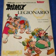 Tebeos: ASTERIX LEGIONARIO - ASTERIX - PILOTE - BRUGUERA - 1ª EDICIÓN (1969) . Lote 133670570