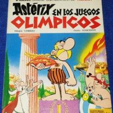 Tebeos: ASTERIX EN LOS JUEGOS OLÍMPICOS - ASTERIX - PILOTE - BRUGUERA - 1ª EDICIÓN (1968). Lote 133670666