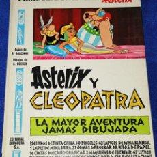 Tebeos: ASTERIX Y CLEOPATRA - ASTERIX - PILOTE - BRUGUERA - 1ª EDICIÓN (1969). Lote 133671102