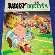 Tebeos: ASTERIX EN BRETAÑA - ASTERIX - PILOTE - BRUGUERA - 1ª EDICIÓN (1969). Lote 133671358
