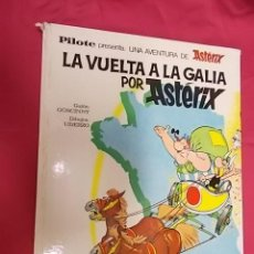 Tebeos: ASTERIX LA VUELTA A LA GÁLIA. Nº 6. PILOTE . BRUGUERA . 1969. 1ª EDICION. Lote 133675738