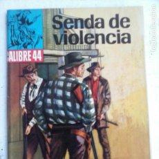 Tebeos: CALIBE 44 Nº 4 - COMO NUEVA - BRUGUERA 1964. Lote 133677654