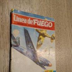Tebeos: LINEA DE FUEGO NOVELAS GRAFICAS PARA ADULTOS ¡BATALLA EN EL DESIERTO! Nº 8 1976. Lote 133682042