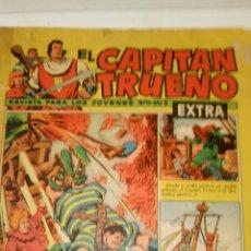 Tebeos: EL CAPITÁN TRUENO EXTRA, 10. ORIGINAL DE BRUGUERA.. Lote 133718218
