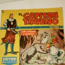 Tebeos: EL CAPITÁN TRUENO EXTRA, 209. ORIGINAL DE BRUGUERA.. Lote 133719438