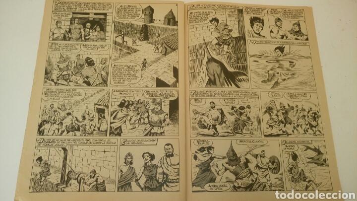 Tebeos: El Capitán Trueno extra, 209. Original de Bruguera. - Foto 3 - 133719438