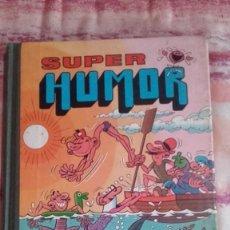 Tebeos: SUPER HUMOR-VOLUMEN 1. Lote 133763026