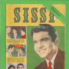 Tebeos: SISSI Nº 103 - LA EXTRAORDINARIA VIDA DE AUDIE MURPHY - BRUGUERA. (1960).. Lote 133805926