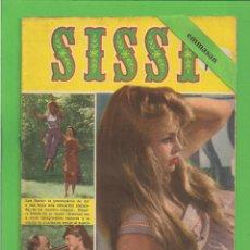 Tebeos: SISSI Nº 119 - REVISTA FEMENINA - BRIGITTE BARDOT. - BRUGUERA. (1960).. Lote 133815454