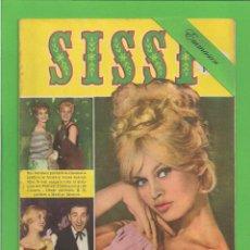 Tebeos: SISSI Nº 120 - REVISTA FEMENINA - BRIGITTE BARDOT. - BRUGUERA. (1960).. Lote 133815602