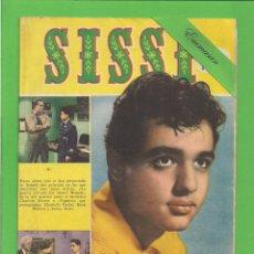 Tebeos: SISSI Nº 126 - REVISTA FEMENINA - SAL MINEO. - BRUGUERA. (1960).. Lote 133816422
